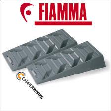 FIAMMA Genuine Pro Pair Wheel Leveller Ramps 5 Ton - Motorhome Caravan 97901-011