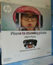 Hp Envy Photo 7855 Wireless All-in-One Wireless Printer Copier Scanner Fax ✅✅✅✅✅