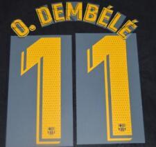 Barcelona O.dembele 11 2018/19 Football Shirt Name/Number Set Sporting ID Adult