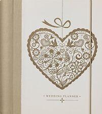 KTWO Golden Heart Luxury Wedding Planner - great engagement gift