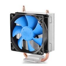 Deepcool Ice Blade 100 Heatsink & Fan Intel AMD Sockets Fluid Dynamic Blue Fans