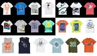 NEW Gymboree boys beach summer short sleeve tee size 4 5 6 7 8 NWT YOU PICK