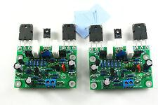 DIY KIT NAP250 MOD Power amplifier kit base on NAIM NAP250 Audio amp 2 channels