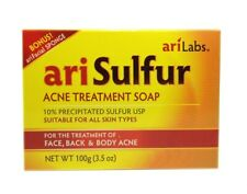 ariSulphur Acne Treatment Soap 3.5oz (pack of 3)