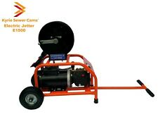 Kyrie Sewer Cams Electric Hydro Jetter E1500, 1500S PSI, 2.0 GPM