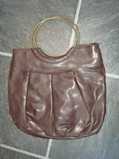 Atmosphere Faux Leather Outer Shoulder Bags
