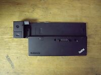 Lenovo Thinkpad 40A1 Pro Dock USB 3.0 T440 T450 L440 T440S T460 T470 X240 X250