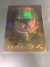 The Art of Halo 4 signed slipcase edition
