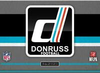 2019 Donruss (Panini) NFL Football Cards Pick From List 201-350 With Rookies