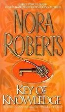 Key Trilogy Ser.: Key of Knowledge 2 by Nora Roberts (2003, Paperback)