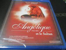 """RARE BLU-RAY NEUF """"ANGELIQUE, VOLUME 5 : ANGELIQUE ET LE SULTAN"""" Michele MERCIER"""