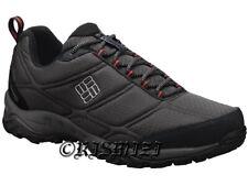 """New Mens Columbia """"Firecamp II"""" Techlite Omni-Grip Waterproof Trail Shoes"""