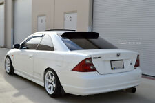 HIC USA 2001 to 2005 Civic 2dr rear roof window visor spoiler