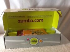 Cool JOIN THE PARTY ZUMBA FITNESS Total Body Transformation DVD & Toning Sticks