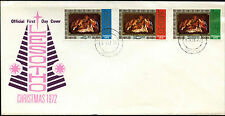 Lesotho 1972 Christmas FDC First Day Cover #C40754