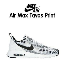 Nike Air Max Travis Print 742781-100 Mens Running Shoes Sneakers US Size 11.5