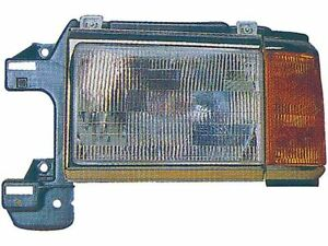 For 1988-1991 Ford F59 Headlight Assembly Left Dorman 17334BC 1989 1990