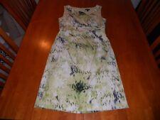 Ann Taylor womens dress size 4 MINT cond silk blend