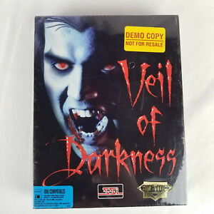 Veil of Darkness (PC 3.5 Disk 1993) - New Factory Sealed