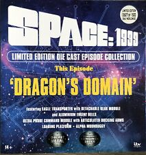 """More details for space 1999 """"dragon's domain"""