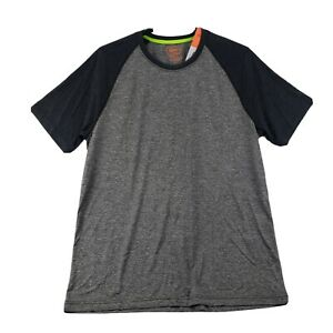 Big & Tall Foundry Mens Performance T Shirt Gray XLT Heathered Stretch Active NW