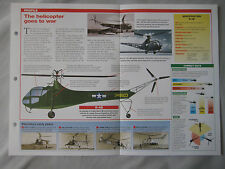 Aircraft of the World Card 75 , Group 3 - Sikorsky R-4/R-6A