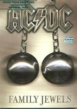 DVD AC-DC AC/DC ACDC FAMILY JEWELS SEALED NEW