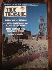 TRUE TREASURE Magazine December 1971 Lost Gold Mines Metal Detecting Buried Cash