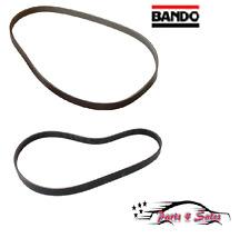 1990-1993 Honda Accord Bando Belt 2pc Set Alt / Pwr / Ac 4PK1070  5PK1110  NEW