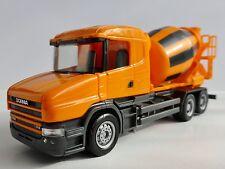 Scania Hauber Betonmischer 04 LKW 1/87 Herpa 303064 rigid tractor
