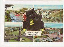 Good Luck From Skegness 1968 Postcard 432a