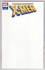 UNCANNY X-MEN #1 (2019) Blank Sketch Variant *LOT OF 10 NM COPIES*