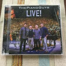 Piano Guys - The Piano Guys - Live! Deluxe Edition CD +5 Bonus Tracks *SEALED*