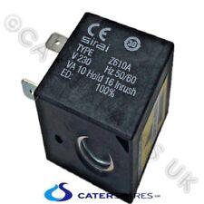 SIRAI COIL TYPE Z610A 230V 50HZ FOR BEZZAERA ELECTROLUX FABAR ANGELO-PO COMENDA