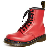 Dr. Martens 1460 Women's boots, Satchel Red, Smooth, 24614636
