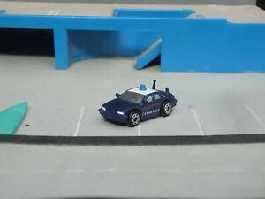 Micro Machines Carabinieri Chevrolet Caprice in blue
