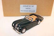 Provence Moulage Jaguar XK 140 dark green perfect mint in box resin model
