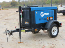 New listing 2015 Miller Pro 300 Diesel Towable Welder Generator Genset Kubota Diesel bidadoo