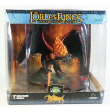 LOTR Sealed MASSIVE Combat Hex Balrog Figure with Gandalf! Lord Of The Rings