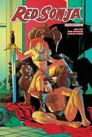Red Sonja #25 DYNAMITE  Cover B 2019 CHU 1ST PRINT