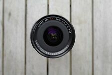 Fujifilm Fujinon XF 14 mm f/2.8 R Objectif