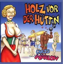 Chris Marlow | Single-CD | Holz vor der Hütt'n (2000)