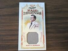 2009-10 Champs Scotty Bowman Mini Jersey Card Montreal Canadiens (B7)