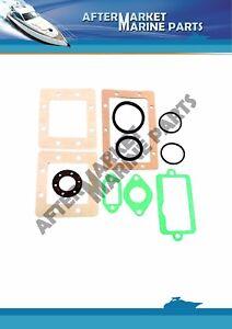 Volvo Penta AQD29 AQD29A MD29 MD29A AQD32A MD32A heat exchanger seal kit