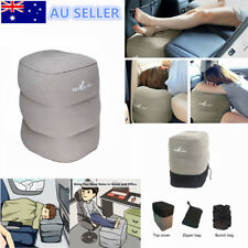 Travel/Airplane Pillow for Leg/Foot Rest, Inflatable Multi-function Kids Sleep