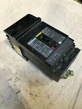 Square D HLA36080 Circuit Breaker, 80A, 600V, 3 Pole [USED]