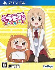 Himouto Umaru-chan Himouto! Ikusei Keikaku PS Vita Flue Playstation Vita Japan