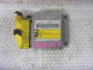 Bag Control Module Fits 06-12 CANYON COLORADO 15834076 19115476