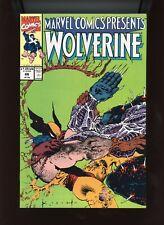 "1991 Marvel, "" Marvel Comics Presents "" # 86, Key, 1st Cyber, NM, BX78"