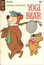 YOGI BEAR (GOLD KEY) 36 VF-NM April 1969 COMICS BOOK